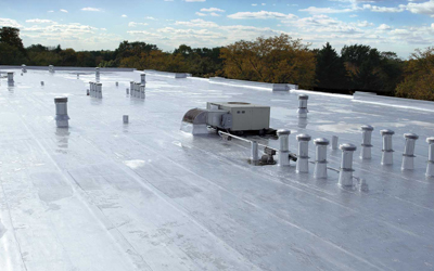 Industrial Flat Roof Replacement