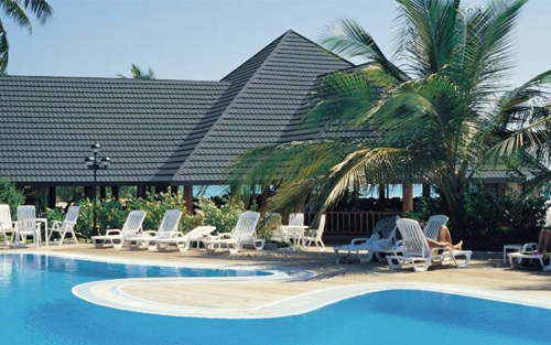 Hotels-Roofing
