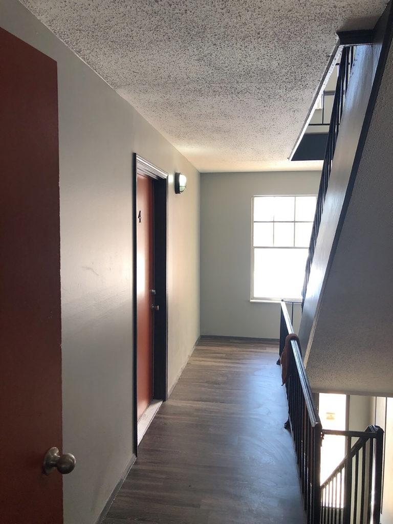 Oak Park Apartments - Stairwell