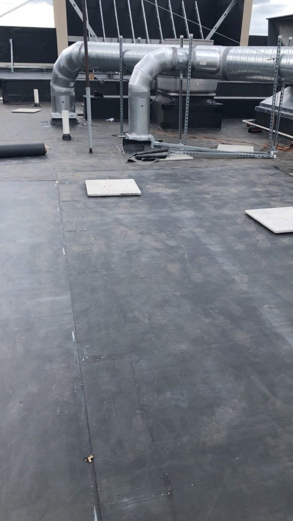 Drury Hotel Roofing - After